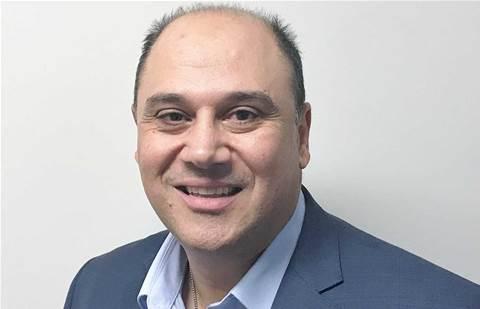 New man at the top: Tony Grima, OKI Data CEO