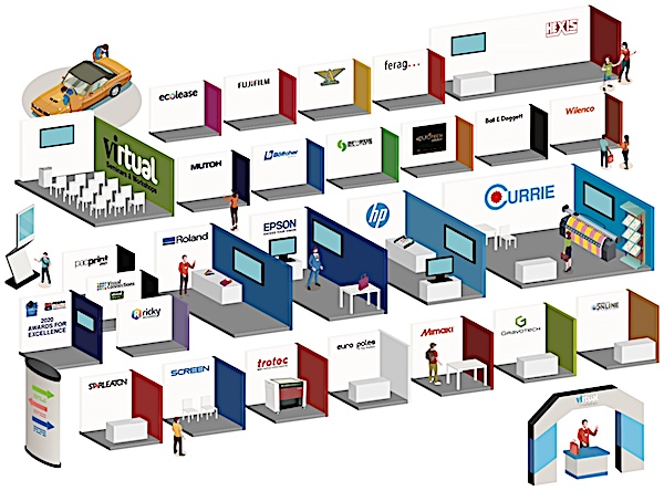 Come on in: Virtual trade show opens virtual doors