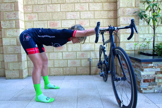 Stretching For Cyclists Part 1 - Bicycling Australia