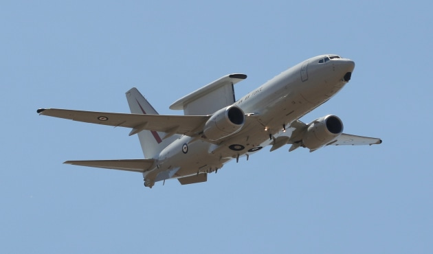 The RAAF's Boeing E-7A Wedgetail capability is celebrating 10 years of service.
