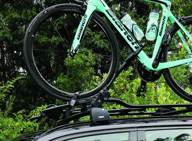 Bicycling Australia's Roof Mounted Bike Rack Buyers' Guide