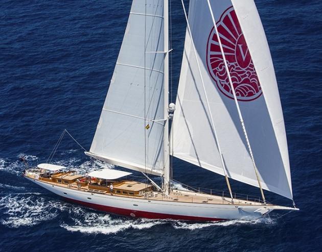 Best Sailing Yachts 2019 42m Vijonara wins Best Sailing Yacht at the 2019 World Superyacht
