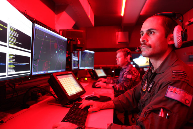 Air 6500 is currently a two-phase program that will bring the ADF's myriad command and control, air defence, communication and ISR capabilities under one roof. (Defence)