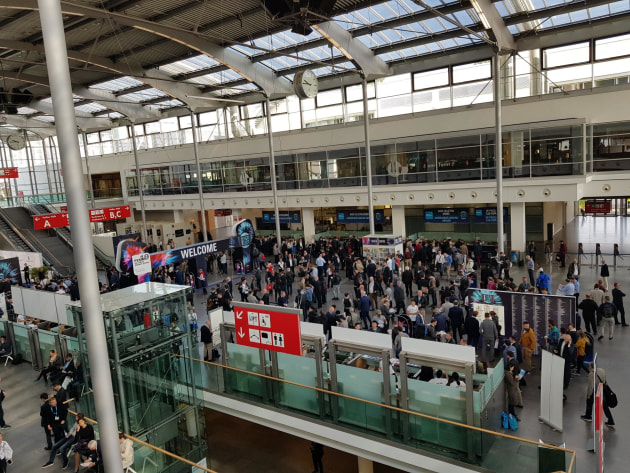 Fespa 2019 attracted big crowds to Munich.
