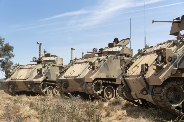 The M113 unmanned conversion trial was a big win for both BAE Systems Australia and Army. (Defence)