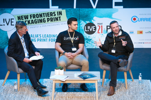 Packaging print opportunity: Wayne Robinson talks to Matt Ellis of Luminar and Aaron Lusch of Platypus Print Packaging.