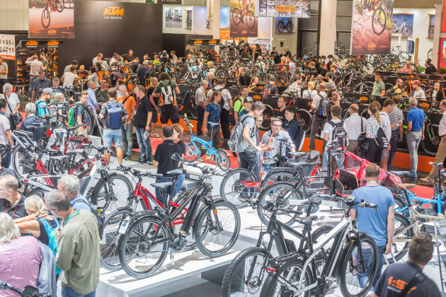 Eurobike The Future Of Bikes Connectivity And E Power Bicycling Trade