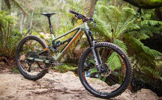 ec0ac96a1 Polygon reveals new enduro bike - Mountain Biking Australia magazine