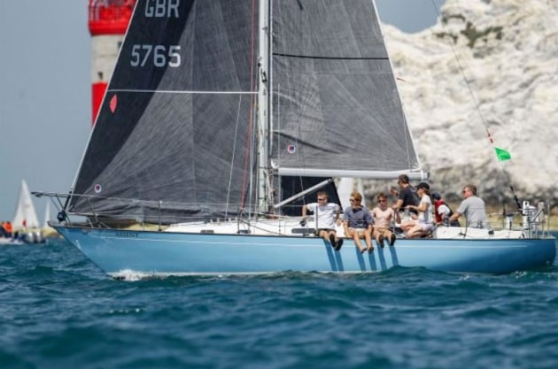 Rolex Fastnet Race: Power and Passion - review of IRC
