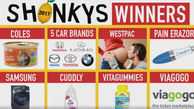 shonky awards 2019 - photo #29