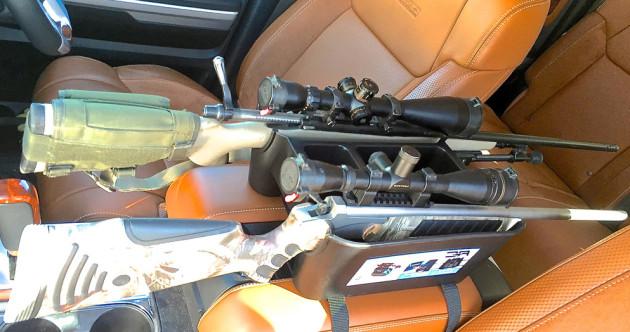 Victorian Firearms Storage -