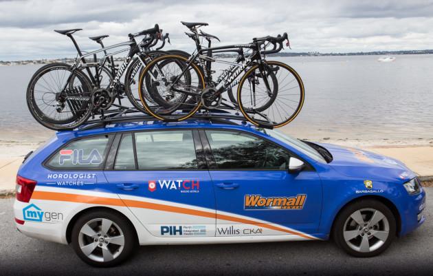 New Pro Bike Racks Being Made In Australia Bicycling Trade