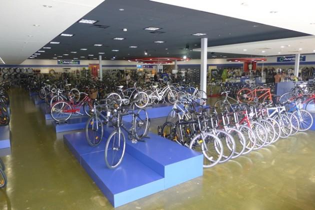 Is This Australia s Best Avantiplus Store  - Bicycling Trade 2133c9bc1