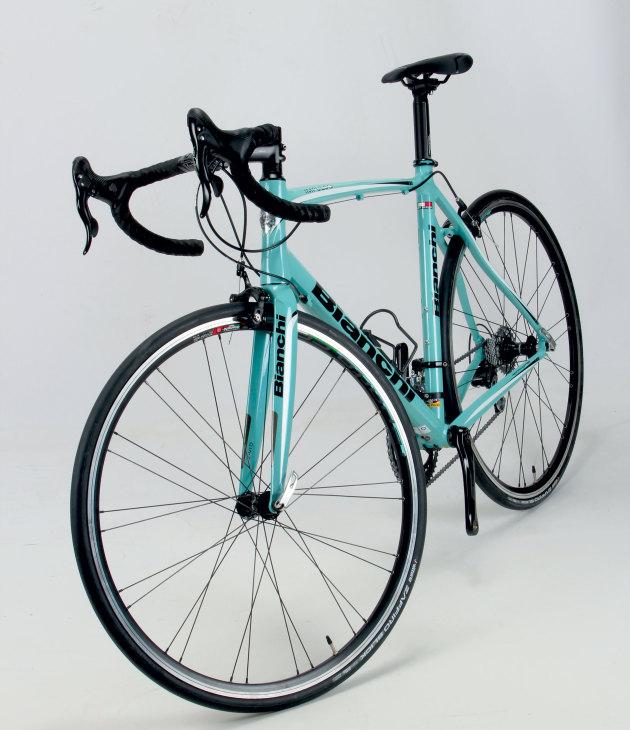 Bianchi Impulso - Bicycling Australia