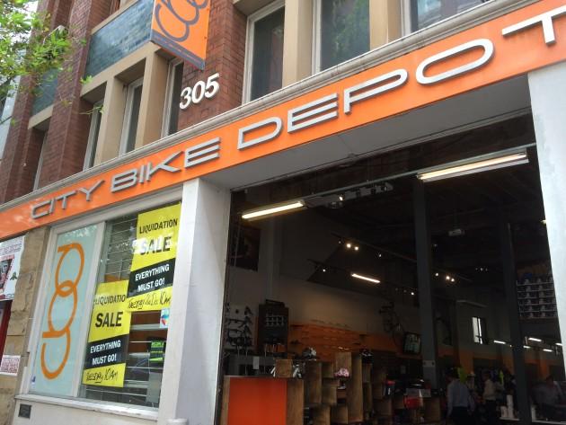 City Bike Depot Goes Into Liquidation - Bicycling Trade