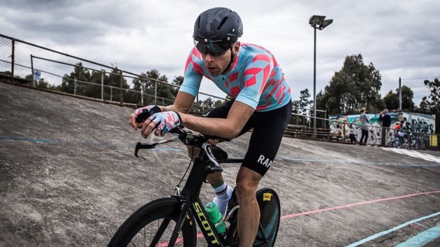 Olympic Rowing Champion Rides 836 36km in 24hrs for Tour de Cure