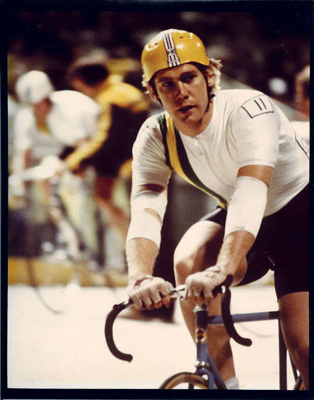Tucker won the 1000m Sprint at the Edmonton Commonwealth Games in 1978 9e072afd5
