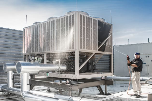 Are New Cooling Tower Regulations Necessary Climate