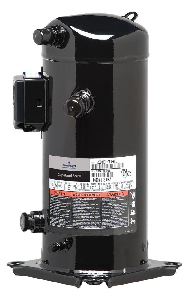 Emerson Updates Compressor Range Climate Control News