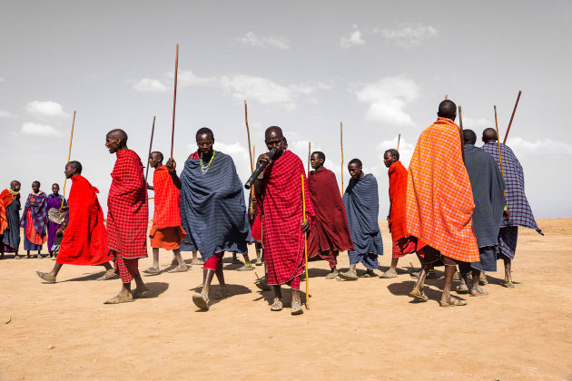 A unique opportunity, using 'standard' settings. My key consideration here was a reasonably fast shutter speed as the Maasai Warriors were moving. This is where Aperture Priority comes in handy, letting me concentrate on the timing rather than the technicalities. Nikon D810, 24-120mm f/4 lens. 1/500s @ f8, ISO 400.