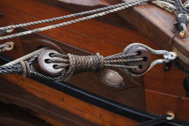 Hobart Wooden Boat Show Is A Definite Show Mysailingcomau