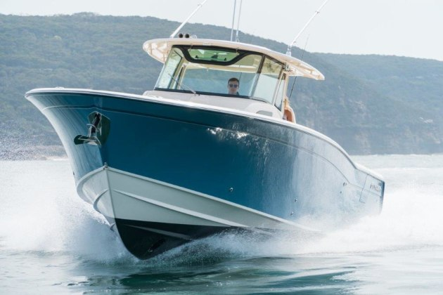 Grady White 376 Canyon review - Fishing World
