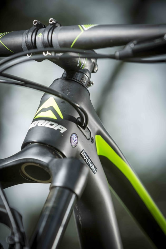 Merida Hardtail Overhaul - Mountain Biking Australia magazine