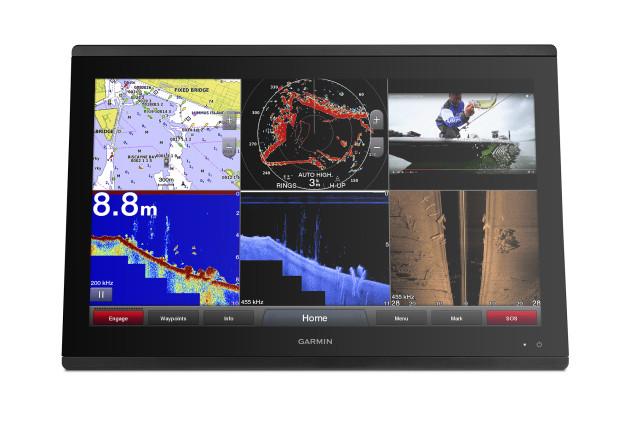 Garmin goes big with GPSMAP 8400 displays - Marine Business