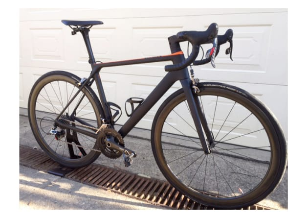 Reader Review: Ged Finegan Road Tests Canyon Ultimate CF EVO