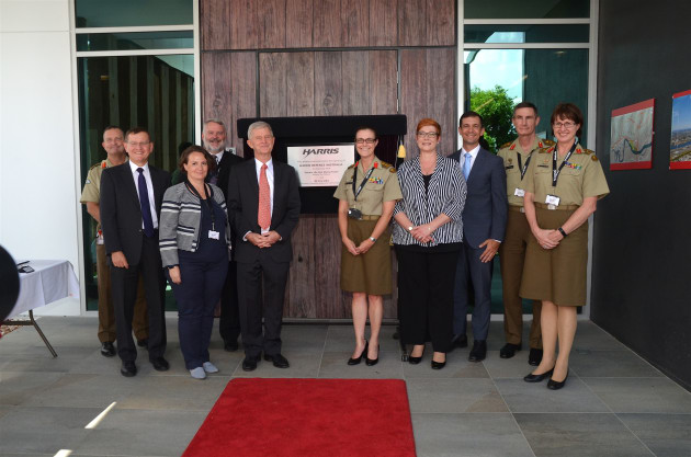 Harris Defence Australia opens Brisbane HQ