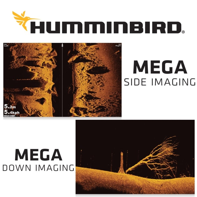 Humminbird imaging technologies bringing structure to life