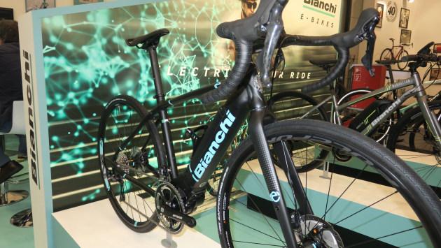 764826aa2fa Gallery  Bianchi E-Road Impulso - Bicycling Australia