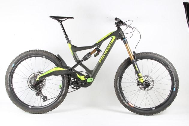 Mountain Bike Reviews >> Bike Review Polygon Xquareone Mountain Biking Australia Magazine