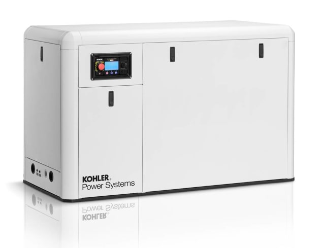 Stella Systems partners with Kohler Power Systems - Marine