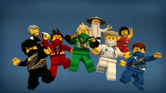 Casting announced for the The Lego Ninjago Movie - Toy