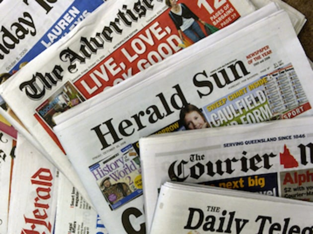 News Corp: newspaper profits down by 5 per cent