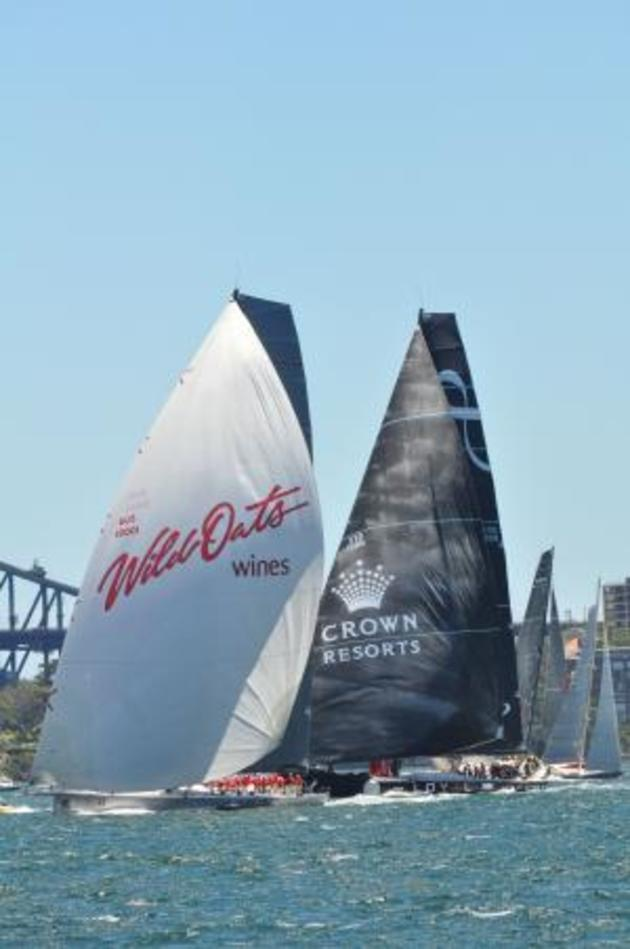 Cyca Opens Ebay Auction For Solas Big Boat Challenge Mysailing Com Au