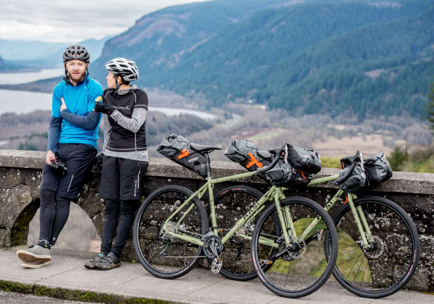 62aea43d317 Bike packing is booming! In this article we take a look at the bags you ...