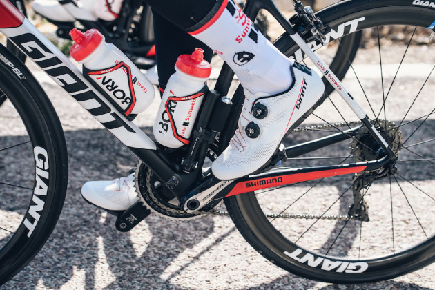e69803bc7 Prototype Footwear  Giant is working with Team Sunweb to produce its latest  high-performance ...