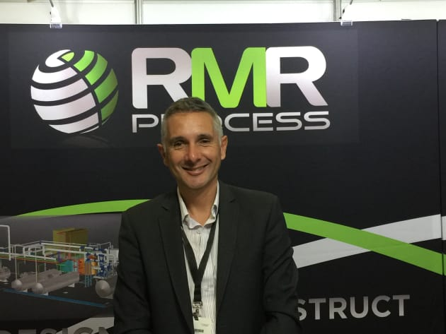 Peter Taitoko, Director, RMR Process.