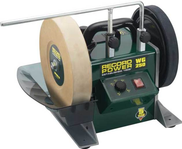 Record Power Wg250 Wetstone Grinder Australian Wood Review