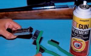 Rifle clean 2