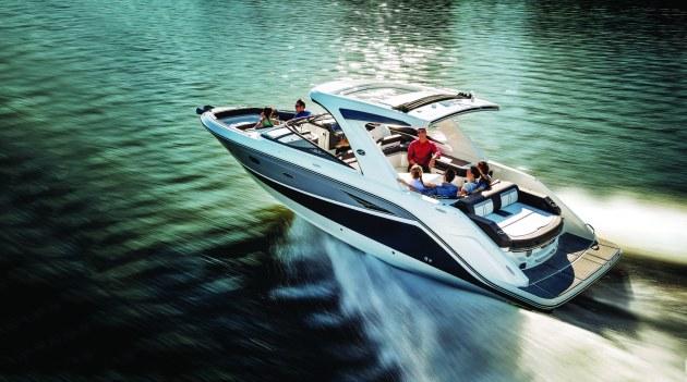 Brunswick to keep Sea Ray boats - Marine Business