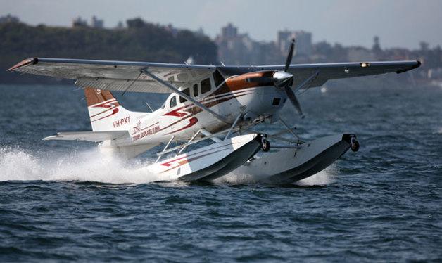 The Seaplane Sensation - Australian Flying