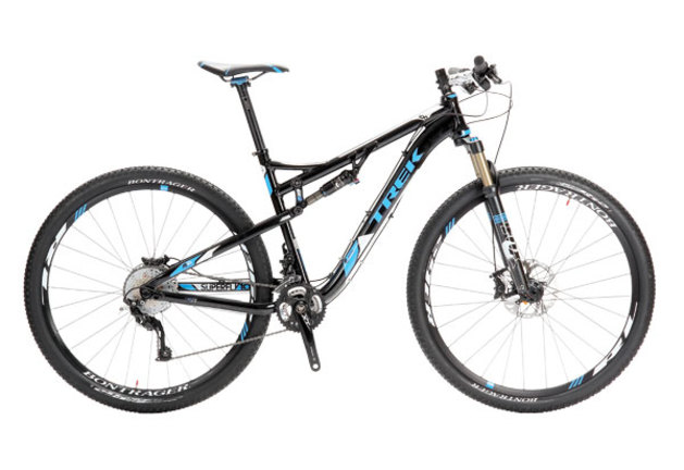 d9014993029 Trek Superfly 100 AL Pro - Mountain Biking Australia magazine