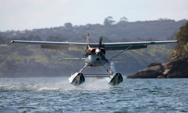 The Seaplane Sensation - Australian Flying