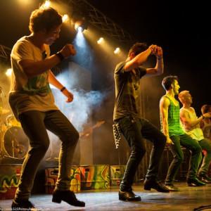 Raw Dance: Untapped (Brisbane Festival) - Dance Australia