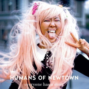 Humans of Newtown is a publication which develops a theme that has appeared around the world in the form of blogs.