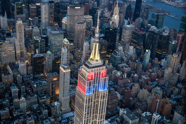 This photo of the Empire State Building took a fair amount of research and planning. In order for the Empire State Building to draw the viewers' attention, I wanted the smaller surrounding buildings to be cast in shadow, whilst still having the Empire State Building stand out, glowing in the golden light. Using my PhotoPills app, I calculated roughly what time I would need to take the photo. Thankfully everything went to plan and I walked away with a photograph that I'm really proud of. Sony a7R ii, Sony FE 24-70mm f/2.8 GM Lens @ 45mm, 1/250s @ f/2.8, ISO 3200.