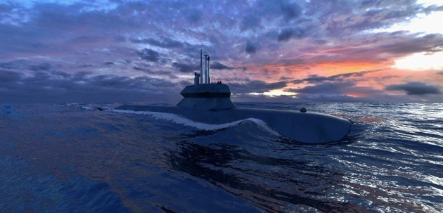 The engineering design services are in support of the two A26 submarines being built for Sweden by Saab Kockums.
